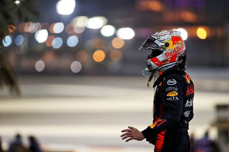 F1   フェルスタッペン、クラッシュでリタイア「シャルルの無謀な行為で好機を逃す結果に」レッドブル・ホンダ【F1第16戦】