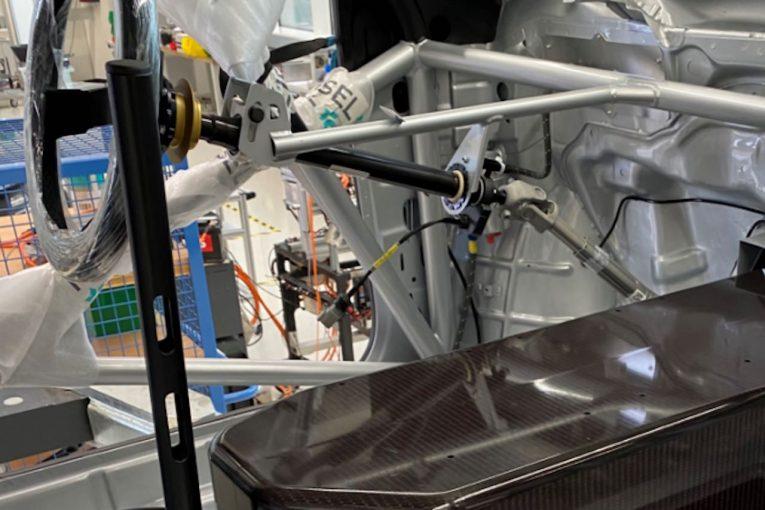 ラリー/WRC   WorldRX:FIAが2022年導入予定の電動キット『RX1e』の詳細を発表。約680PSを発生
