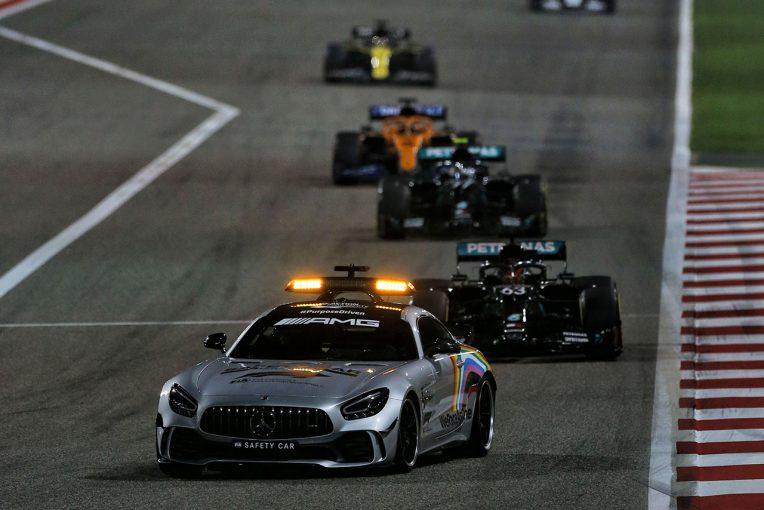 F1 | 「冷涼なコンディションがソフトのデグラデーションを抑制した」とピレリ。SC導入が戦略に影響を及ぼす