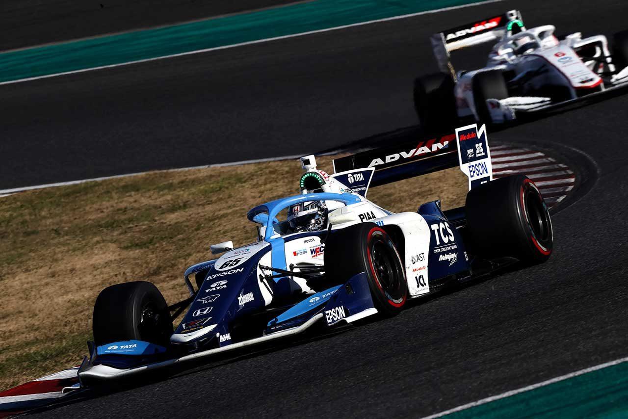 ホンダ 2020スーパーフォーミュラ第5&6戦鈴鹿 レースレポート