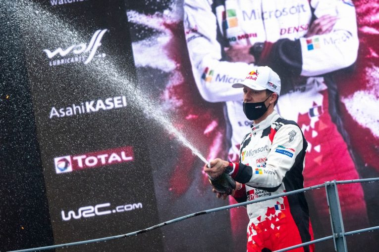 ラリー/WRC | 優勝&7冠達成のオジエ「2021年が今から楽しみ」/WRC第7戦モンツァ デイ4後コメント