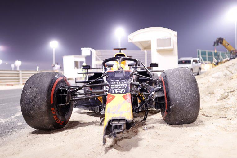 F1 | レッドブル・ホンダ分析:他車の接触がなければメルセデス勢との勝負は可能だったのか。アルボンはセットアップが機能せず