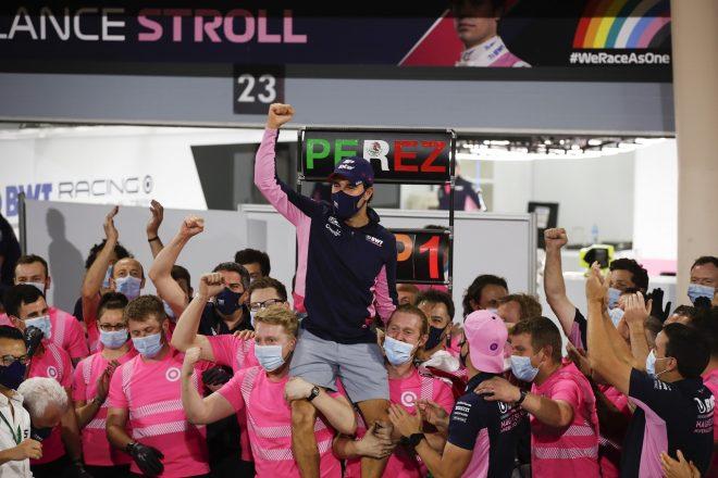 2020年F1第16戦サクヒールGP セルジオ・ペレス(レーシングポイント)が初優勝