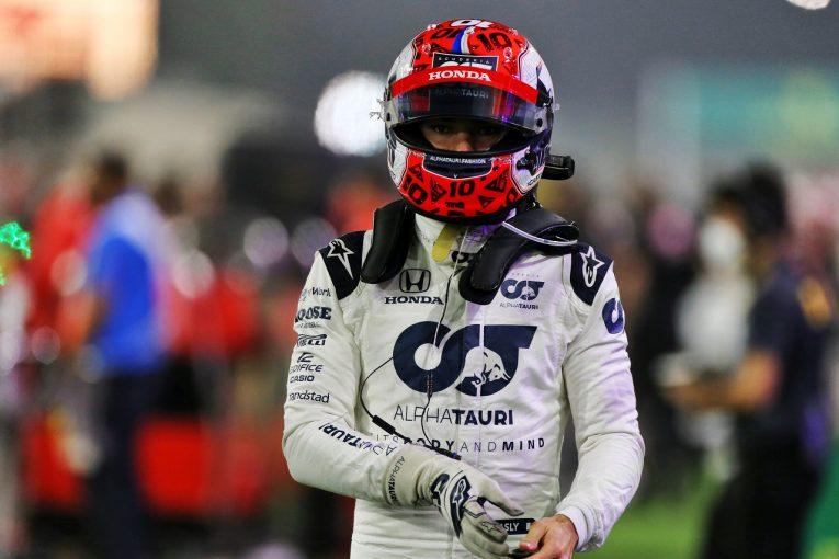 F1   ガスリー11位「クレージーなレースでチャンスをつかめなかったのは残念」アルファタウリ・ホンダ【F1第16戦決勝】