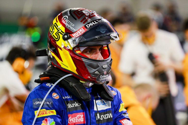 F1 | サインツ「悔しい4位。ずっと表彰台に近い位置にいたのに一歩及ばなかった」マクラーレン【F1第16戦決勝】