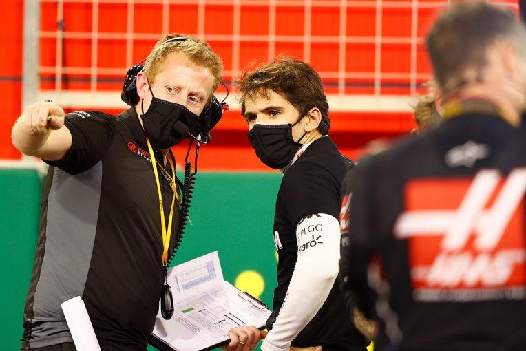 F1 | フィッティパルディ「初レースを完走できて満足。終盤にはいいバトルができた」:ハース F1第16戦決勝