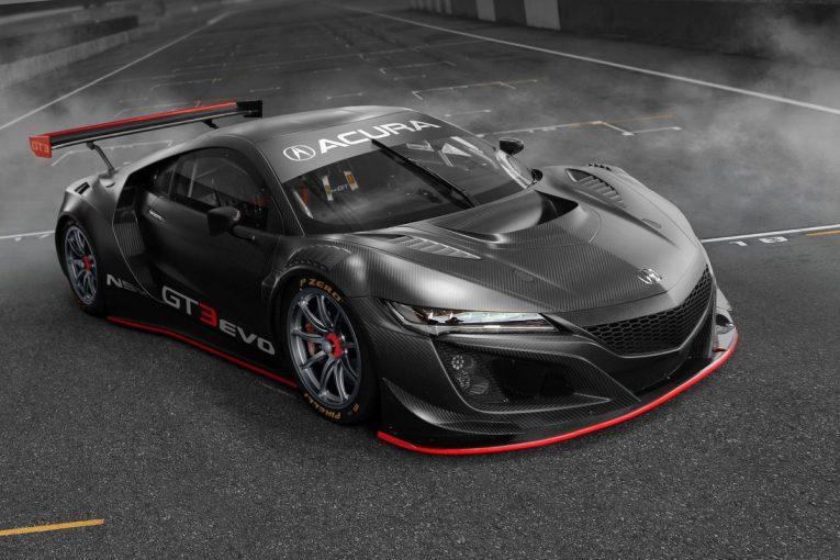 ル・マン/WEC | IMSA:マグナス、2021年はNSX GT3にスイッチ。アークエンジェルとの提携を発表