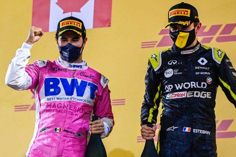 F1 | 【気になる一言】「来年もF1でレースがしたい」190戦目で初優勝を飾ったペレス。2位オコンからも激励