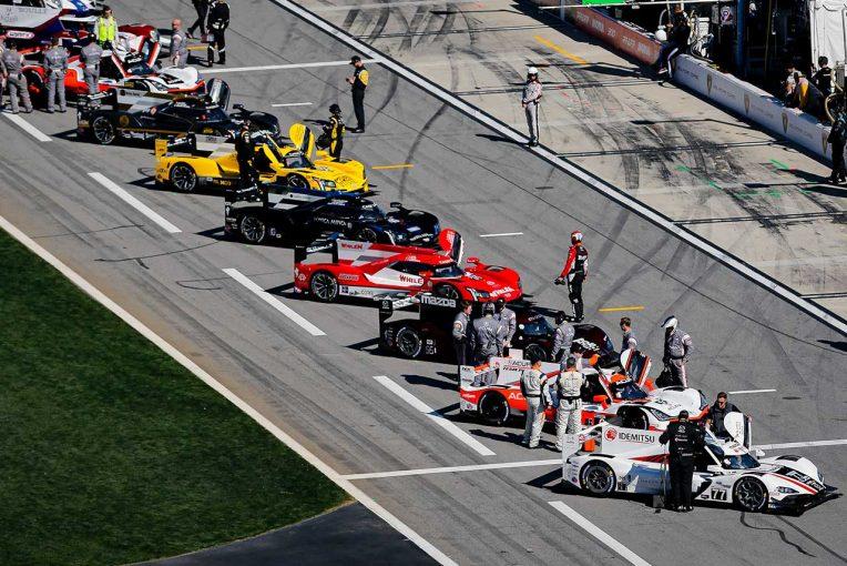 ル・マン/WEC | IMSA:デイトナ24時間『予選レース』を事前テストで開催へ。ポイントも付与