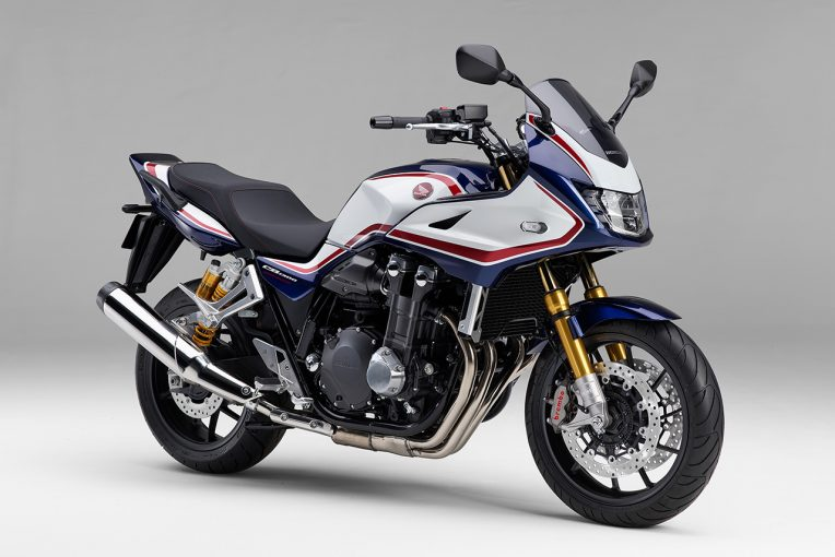 MotoGP | ホンダ、新型CB1300 SUPER FOUR/SUPER BOL D'ORを先行公開。詳細は12月21日に発表予定