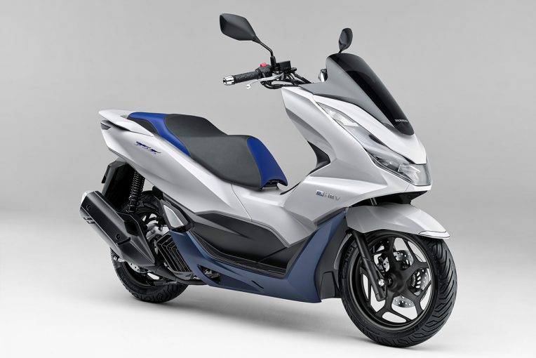 MotoGP | ホンダ、PCX/PCX160/PCX e:HEVのスクーター3モデルをフルモデルチェンジして1月28日に発売
