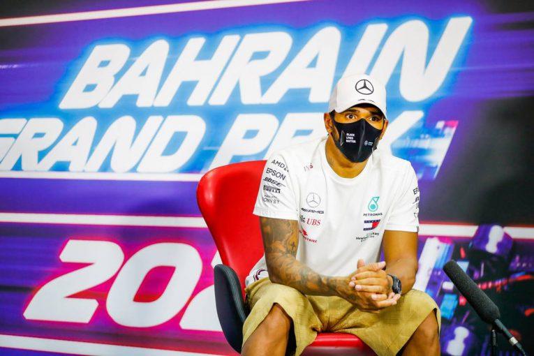 F1 | 新型コロナ感染のハミルトン、F1アブダビGP出場可否は「バーレーンとアブダビの当局次第」