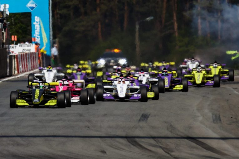 F1   女性ドライバーによるWシリーズ、F1併催の2021年暫定カレンダーを発表。ヨーロッパ&アメリカ大陸を転戦