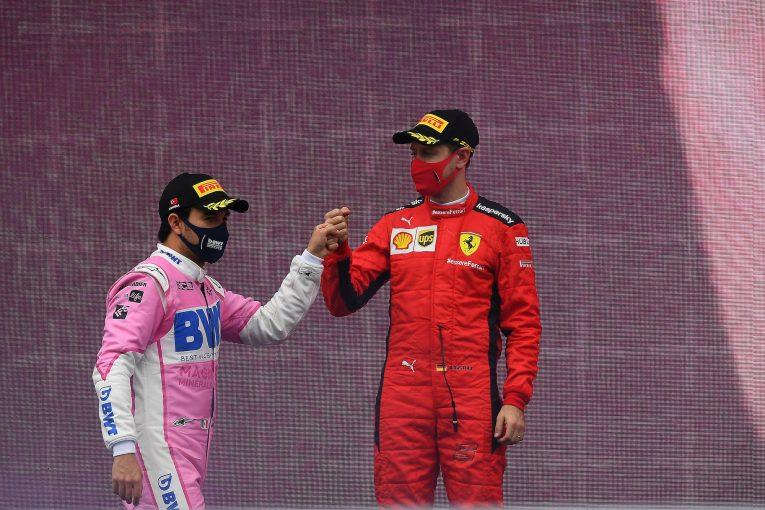 F1 | F1ボス「ペレスの後任は責任重大」とベッテルに警告