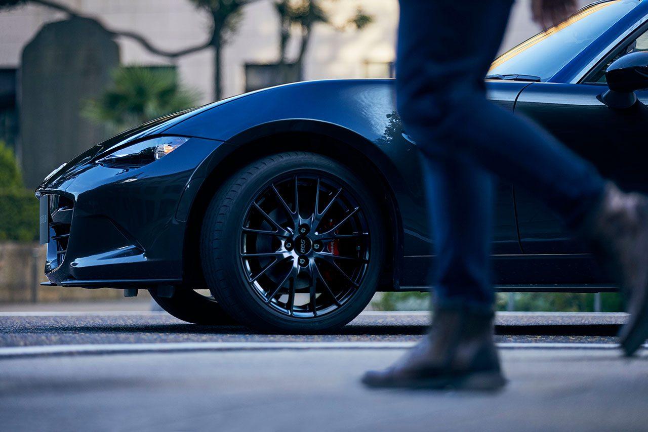『マツダ・ロードスター』が商品改良。ホワイトインテリアに加えブレンボブレーキを装備した限定車も登場