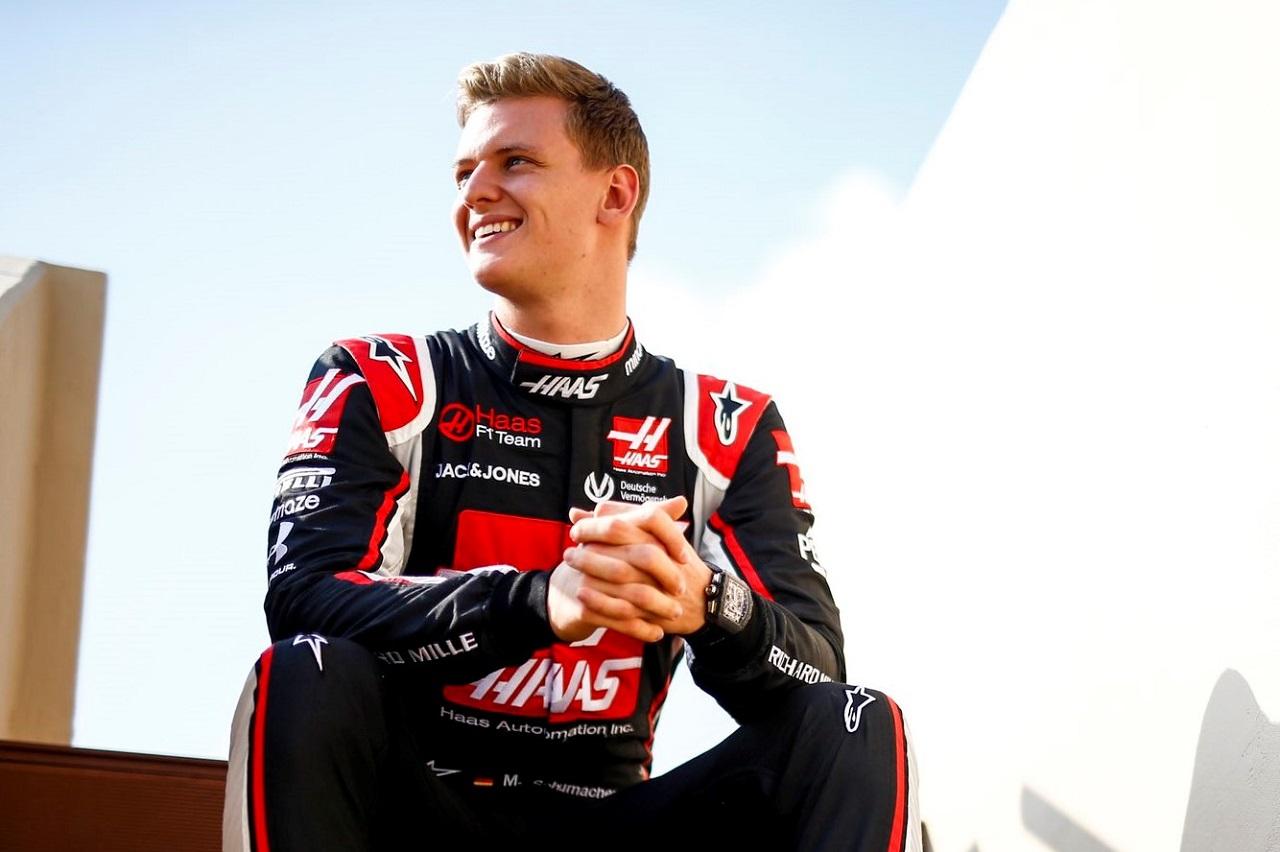 F1   ミック・シューマッハー(Mick Schumacher) 2021年