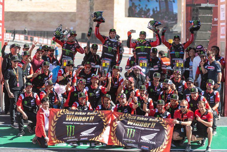 MotoGP | ホンダ、2021年二輪世界選手権とダカールラリー2021の参戦体制をオンラインで発表