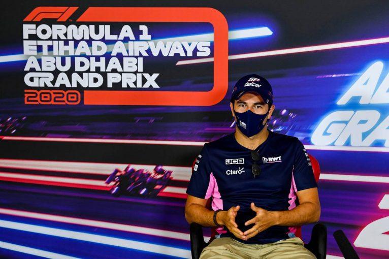 F1 | F1アブダビGP木曜会見(1):レッドブルのヘルムート・マルコから祝福を受けたペレス「焦らず決定を待ちたい」