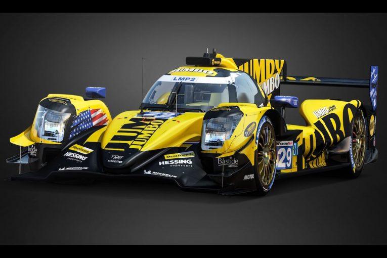 ル・マン/WEC   レーシングチーム・ネーデルランド、WEC継続参戦とIMSAデイトナ24時間挑戦を発表