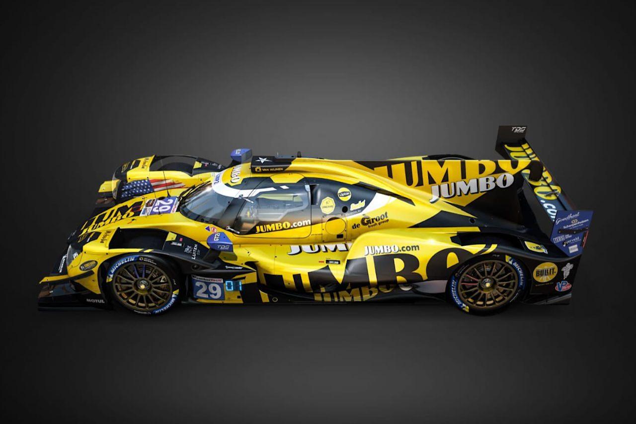 レーシングチーム・ネーデルランド、WEC継続参戦とIMSAデイトナ24時間挑戦を発表