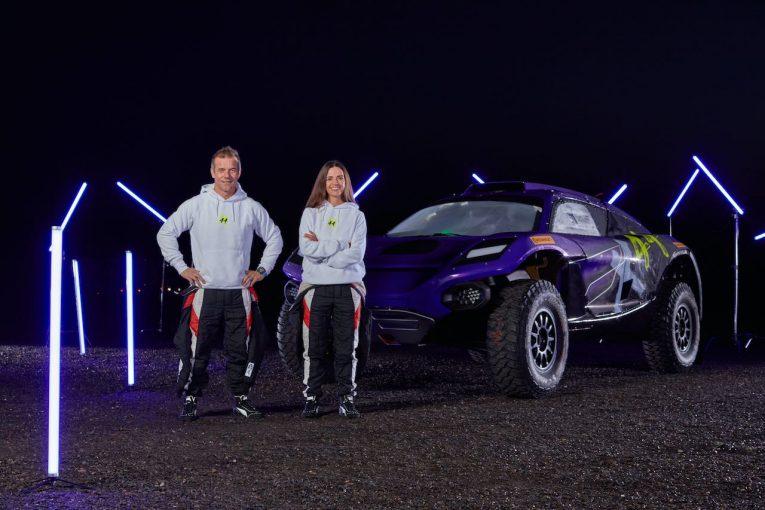 ラリー/WRC | エクストリームE:WRC9冠王者セバスチャン・ローブ見参。ルイス・ハミルトンのX44から参戦決定