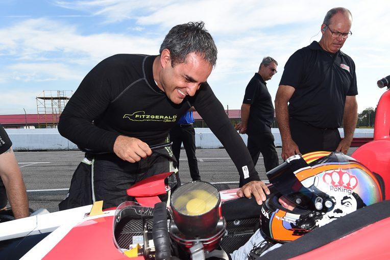 海外レース他 | モントーヤがアロウ・マクラーレンSPからインディ500に参戦