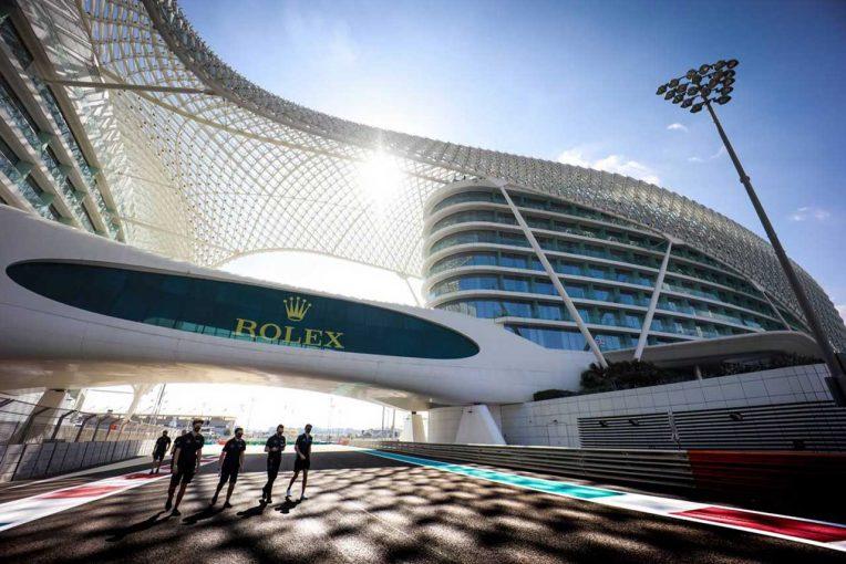 F1   2020年F1第17戦アブダビGP パワーユニットエレメント使用状況一覧