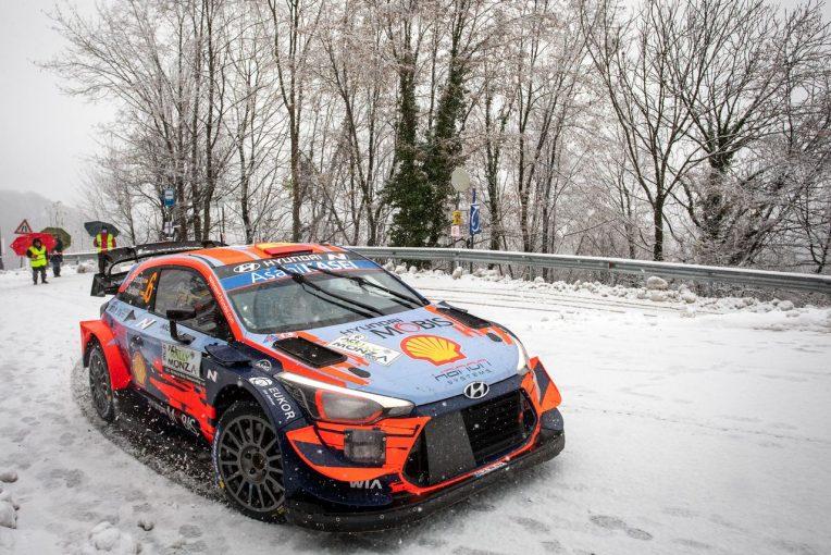 ラリー/WRC | WRC:3連覇狙うヒュンダイが2021年体制発表。ソルドとブリーンが3台目をシェア