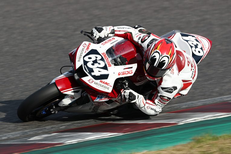 MotoGP   MuSASHi RT HARC-PRO.が2021年の体制発表。名越哲平がJSB1000、埜口遥希がST600に参戦/全日本ロード