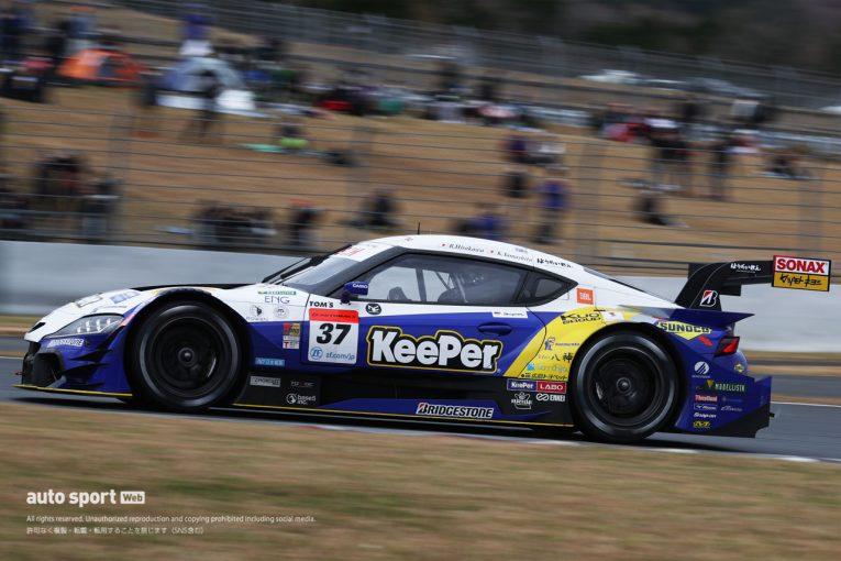 スーパーGT   「レーキアングル」を採用したセットアップの難しさを抱えていた新型GRスープラ/GT500分析(トヨタ編)