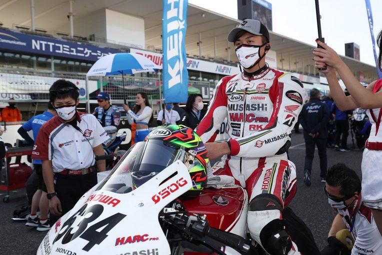 MotoGP   全日本ロード:JSB1000に参戦した水野涼がハルク・プロ卒業。2021年は海外選手権に参戦か?