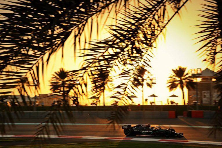 F1 | F1アブダビGP FP2:ボッタスが初日トップ。フェルスタッペン&アルボンが3&4番手に続く