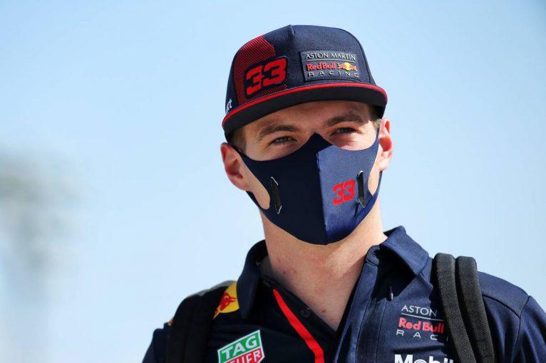 F1   フェルスタッペン「チームメイトより速くなることは常に重要」ペレス加入も、アプローチは変わらず