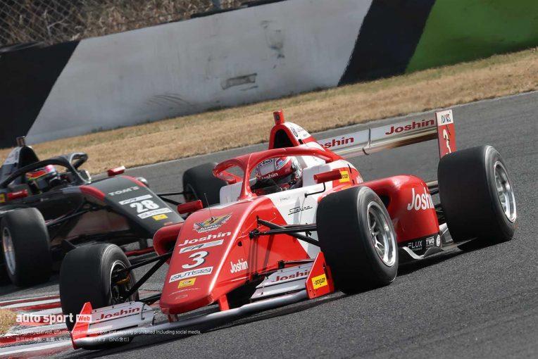 国内レース他 | フォーミュラ・リージョナル:阪口晴南が11勝目を獲得し、シリーズチャンピオンに輝く