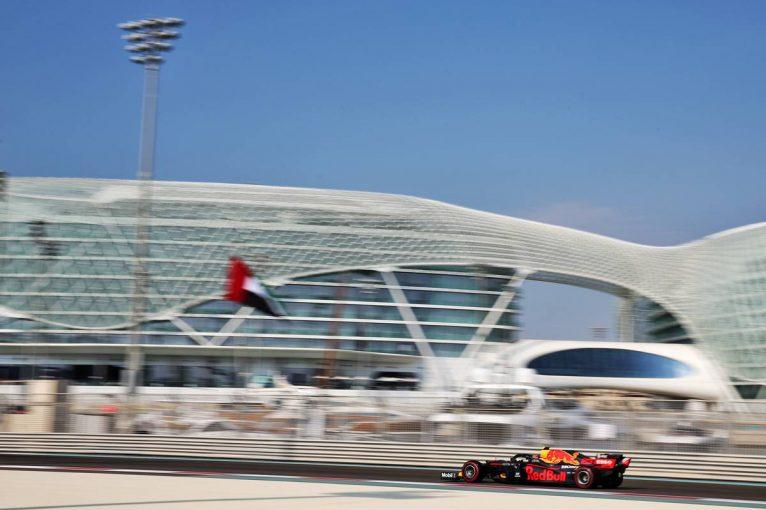 F1 | フェルスタッペンが最速。2番手にアルボンが続く【タイム結果】F1第17戦アブダビGPフリー走行3回目