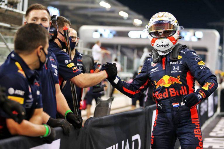 F1 | レッドブル・ホンダのフェルスタッペンが今季初ポールを獲得。接戦でメルセデス勢を上回る【予選レポート/F1第17戦】