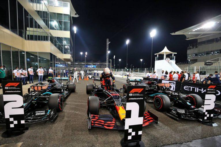 F1   【ギャラリー】F1第17戦アブダビGP予選