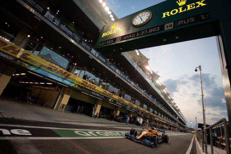 F1   ルクレール、ペレス、マグヌッセンの3名がグリッド降格/2020年F1第17戦アブダビGPグリッド