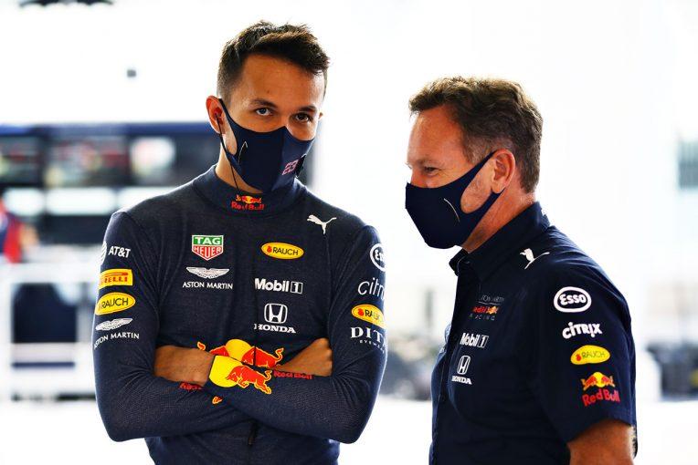 F1 | レッドブルF1代表、アルボンとの契約を説明。2023年に復帰させる可能性を認める