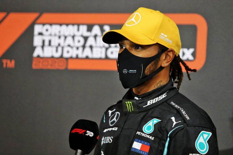 F1 | 【気になる一言】「まだ肺に違和感がある」コロナから復活のハミルトン、肉体的に厳しいレースを覚悟