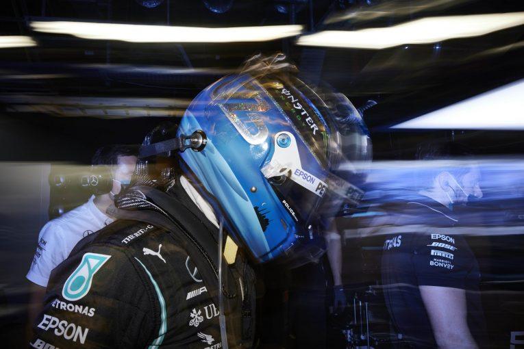 F1 | ボッタス、0.025秒差の2番手「ソフトタイヤで速さがなく、レッドブルに敗れた」メルセデス【F1第17戦予選】