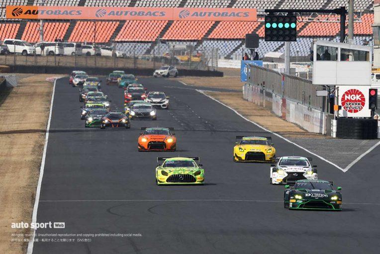 国内レース他   スーパー耐久第5戦:D'station Vantage GT3が今季2勝目。2クラスでチャンピオンが決定