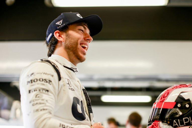 F1 | ガスリー「苦戦してきたからトップ10に入れたのは悪くない」アルファタウリ・ホンダ【F1第17戦予選】