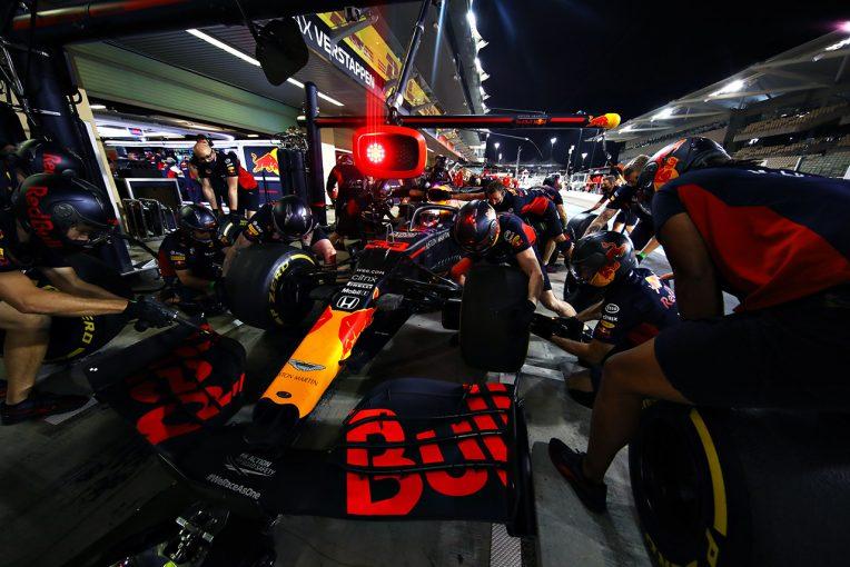F1   F1第17戦アブダビGP決勝:20人のドライバーの『持ちタイヤ』