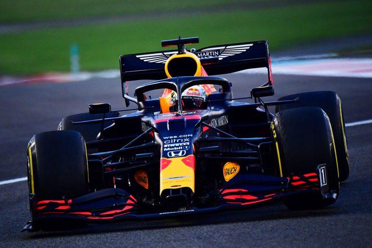 F1 | レッドブル・ホンダのフェルスタッペンがポール・トゥ・ウイン【順位結果】2020年F1第17戦アブダビGP決勝