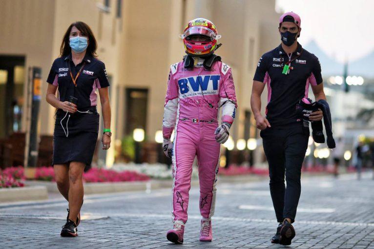 F1 | ペレス「リタイアは本当に残念。でも僕らのシーズンも、十分に誇りに思っていい」:レーシングポイント F1第17戦決勝