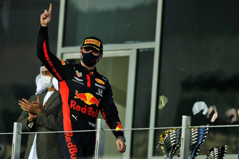 F1 | フェルスタッペンがポール・トゥ・ウインで今季2勝目。後続に16秒の差をつけて完勝【決勝レポート/F1第17戦】