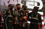 2020年F1第17戦アブダビGP 表彰式