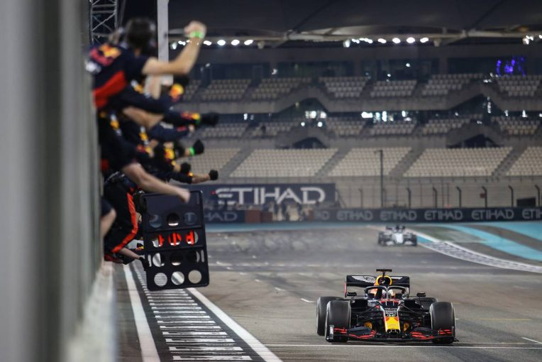 F1   【動画】F1第17戦アブダビGP決勝ハイライト