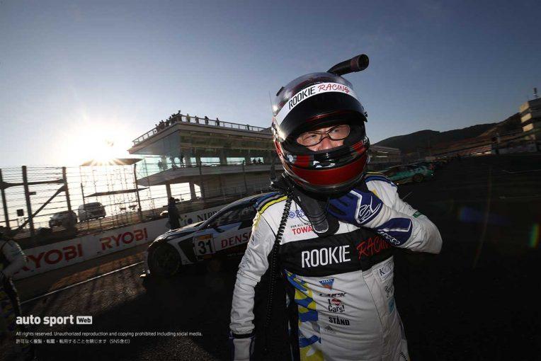 国内レース他   スーパー耐久:タイトルを決めたGRヤリス。「みんなの頑張りでこの結果が出たと思います」とモリゾウ